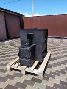 Банная печь Profi-xl прогрев 30-35м3