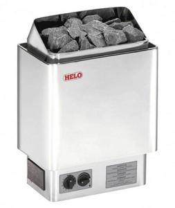 Электрокаменка для сауны и бани Helo CUP 90 STJ хром 9 кВт