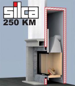Изоляция для камина SILCA 250 KM
