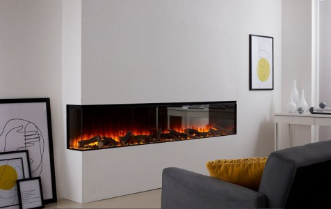 Электрокамин Britishfire New Forest Electric Fire — 2400mm