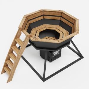 Чаны для купания на дровах под заказ 3 размера