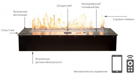 Горелка для биокамина AQUAFIRE AUTOMATIC