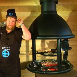 Стальные барбекю Tundra grill® Фины