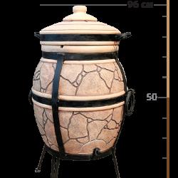Тандыры керамический гриль кувшин